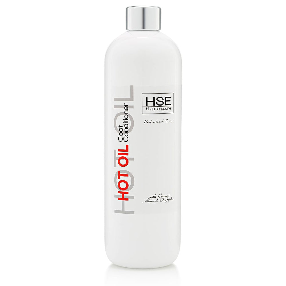 Hi Shine Equine Hot Oil Coat Conditioner 500ml - NextGen Equine