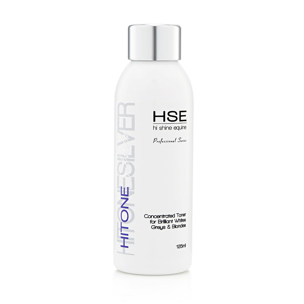 Load image into Gallery viewer, Hi Shine Equine HiTone Silver 125ml - NextGen Equine
