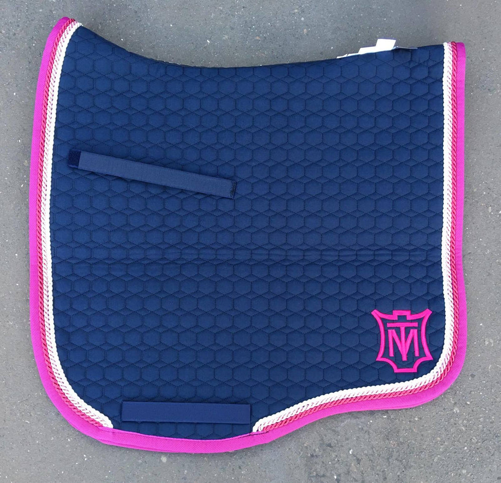 ARRIVING SOON! - E.A.Mattes 'The Danielle' Saddle Pad Eurofit (Quilt)