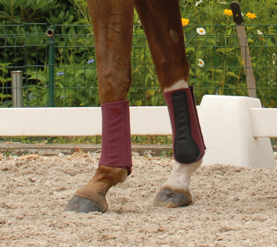 CUSTOM ORDER | E.A.Mattes Hi-Pro Fleece Exercise Boots from $109.95 - NextGen Equine