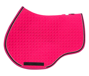 E.A. Mattes Jumping Eurofit Saddle Pad Medium / Orchid