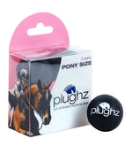 Plughz Pony Ear Plugs, 2 Pair Pack