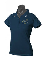 IN STOCK - NextGen 2020 Ladies Polo Shirt Navy