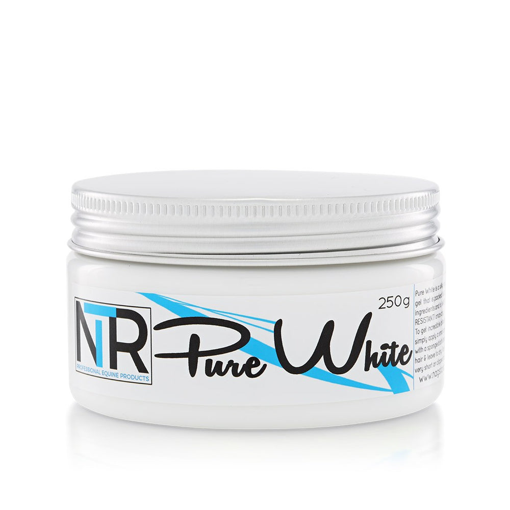 NTR Pure White 250g Tub