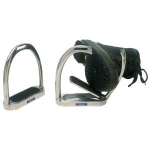 Kwik-Out Safety Stirrups Size: 115mm (4 1/2 inch) - NextGen Equine