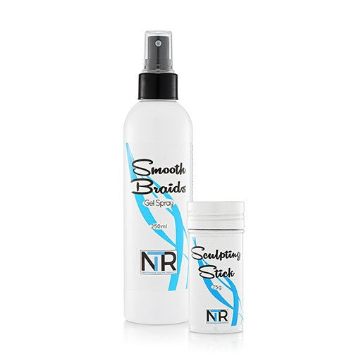 NTR Smooth Braids & Sculpting Stick Combo