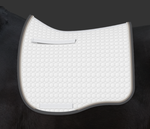E.A. Mattes Dressage Eurofit Saddle Pad Medium / White - NextGen Equine