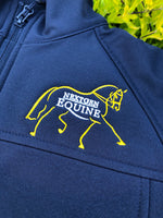 IN STOCK - NextGen Ladies Navy Soft Shell Jacket - NextGen Equine