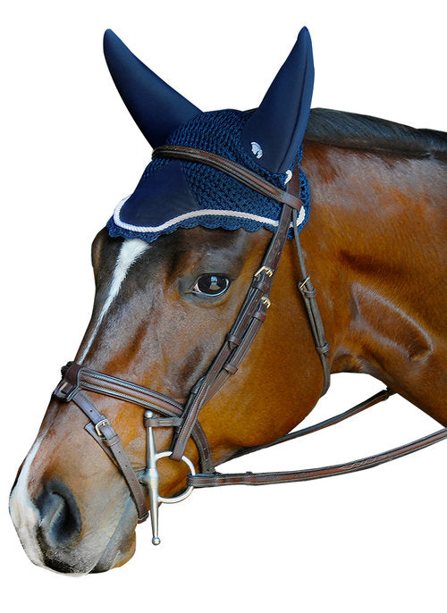 Plughz Sound Off Ear Bonnet Size: Full - NextGen Equine