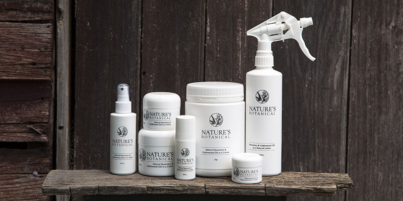 Nature's Botanical Personal Insect Repellent Range