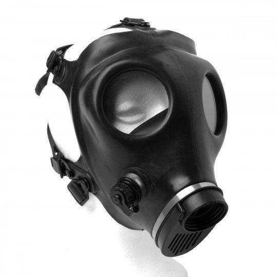 Military Kinky Rubber Gas Mask