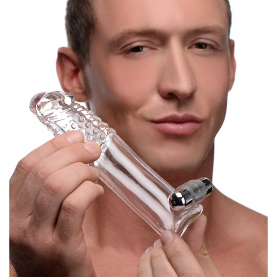 Clear Sensations Penis Extender toy