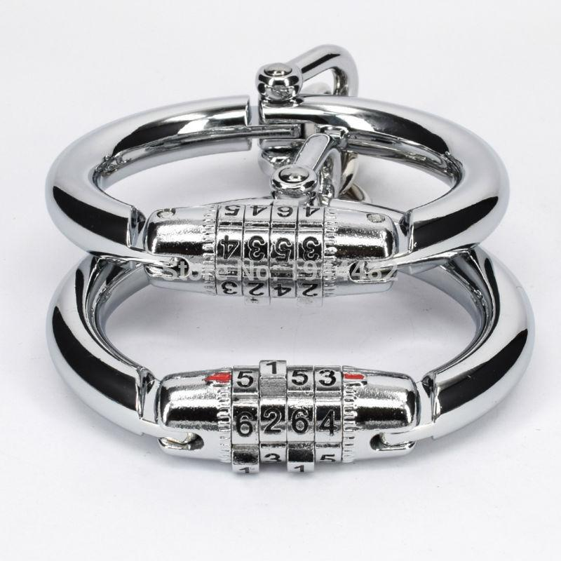 bdsm Code steel fetish bdsm handcuffs