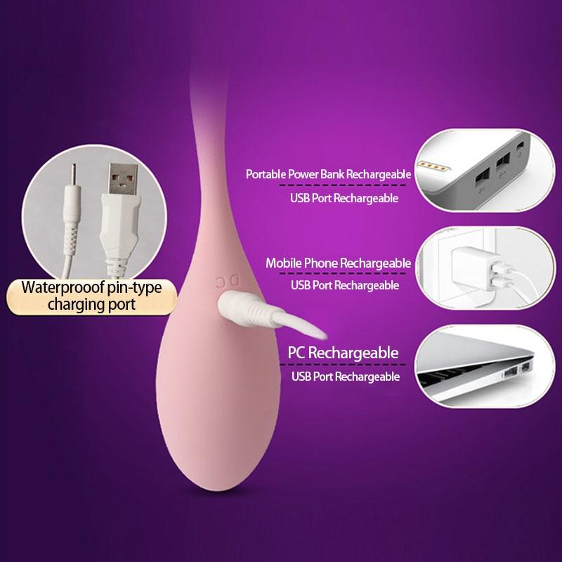 The Sperminator Innovative Sperm Shape G-Spot Stimulator
