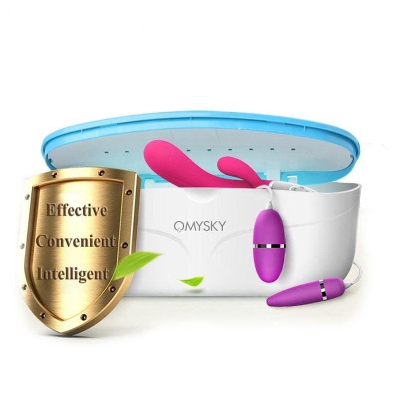 UV Sex Toy Disinfection Sterilization Box