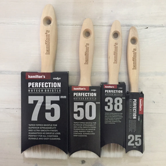 Hamilton Paint Brushes