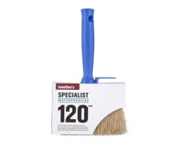 120mm Hamilton Waterproof brush
