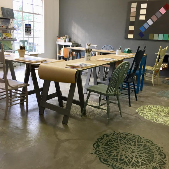 Saturday, 31st August - Introduction to Annie Sloan Chalk Paint