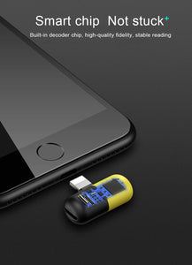 ⚡📱🎧iPhone Splitter: Charge And Listen At The Same Time!