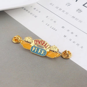 Got Friends That Like Friends? Central Perk Enamel Pin