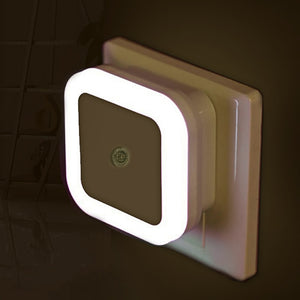 LED Night Light With Sensor Control