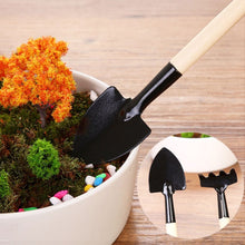 Load image into Gallery viewer, 3 Piece Set Of Mini Gardening Tools