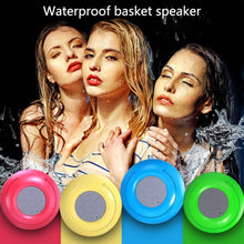 Load image into Gallery viewer, 🚿🎤Waterproof Bluetooth Speaker SHOWER SINGERS ONLY🎤🚿