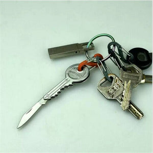 That's Not A Key, This is a A Knife!