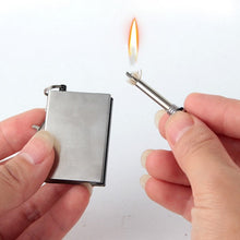 Load image into Gallery viewer, 🔥 Stainless Steel Waterproof Lighter 🔥