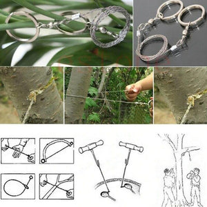 Outdoor Survival Wire Chain Saw