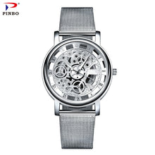 Load image into Gallery viewer, stainless steel mens quartz watch suuuper slick