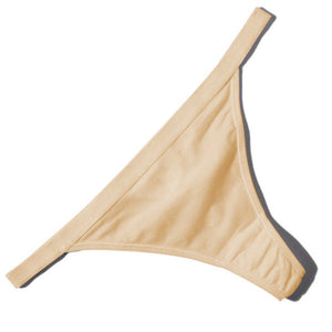 Cotton Low Waist G String Thong