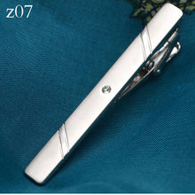 Load image into Gallery viewer, 👔Simple and Elegant Silver Tie Clip👔
