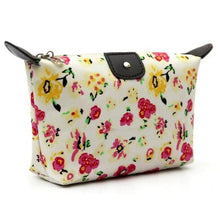 Load image into Gallery viewer, Bolsa Maquillaje Cosmetic Bag For Make Up Women Travel Pouch Organizer Printing Zipper Makeup Bag #121
