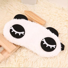 Load image into Gallery viewer, Cute Panda Sleeping Face Mask