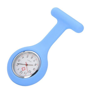Silicone Nurse Doctor Watch With Free Battery Medical