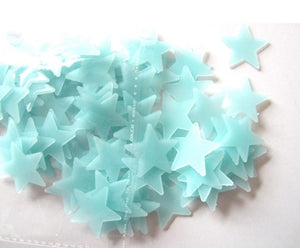 🌟100pcs Glow In The Dark Stars 💯🌟