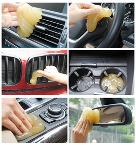 Car Cleaning Goo... Counter Intuitive But Effective!