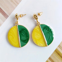 Load image into Gallery viewer, Colorful Drop Earrings