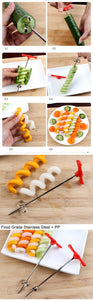Spiral Vegetable Carving Tool - FANCY PEOPLE ONLY