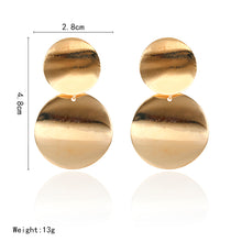 Load image into Gallery viewer, Statement Earrings That Are Good To The Last Drop