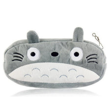 Load image into Gallery viewer, 20CM Plush Coin Purse Keychain Makeup Bag