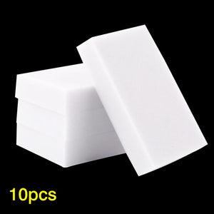 Welcome Gift: 10 FREE Multi-function Magic Eraser Melamine Sponges