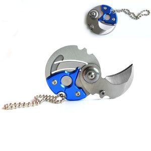 Mini Claw Knife Keychain