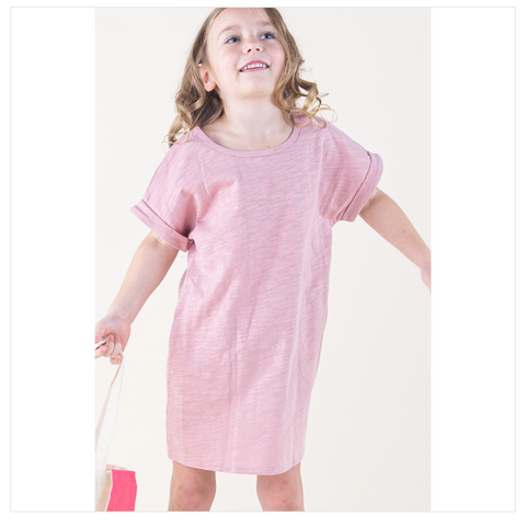 Tee Shirt Mini Dress
