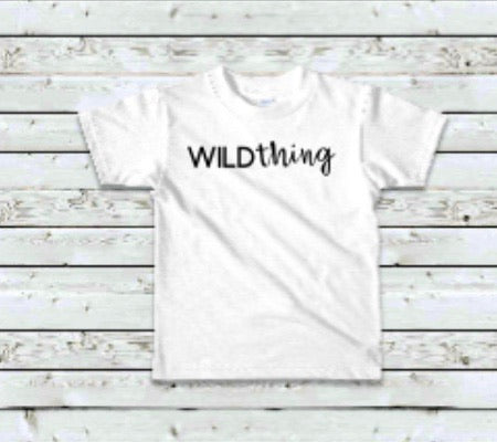 Heart sing; Wildthing