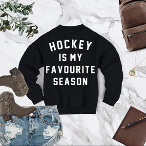 Hockey is my Favourite Season