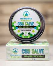 Load image into Gallery viewer, 500 mg CBD Salve