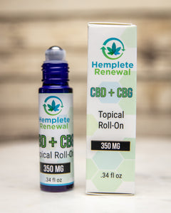 Cooling Topical Roll-on