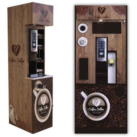 Self serve Coffee Station from Coffee Seller